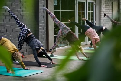 Summer Pop Up Yoga – Oxford Circus 5PM